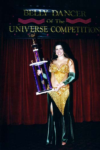 Winner Universal Category:  Aziza, 2002