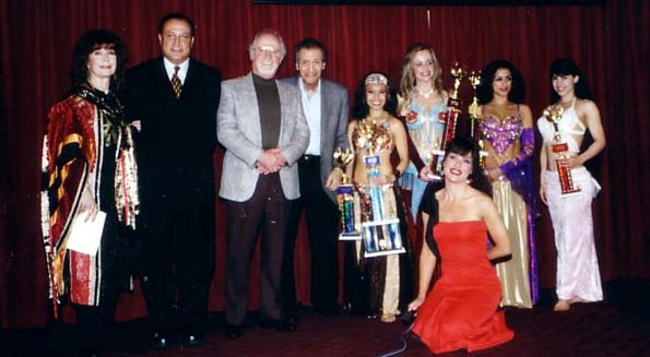 2003 Bellydancer Of The Universe 174 Competitions In Long